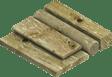 壓力處理木材