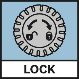 鎖定功能GAM 鎖定功能,可將角度測量儀鎖定在特定角度