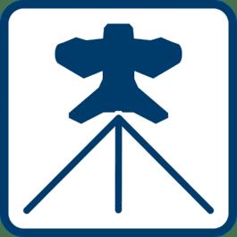 雷射線配置