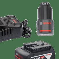 電池組和充電器