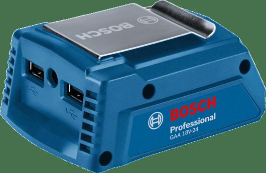 紙板箱內含電池變壓器GAA 18V-24(1 600 A00 J61)