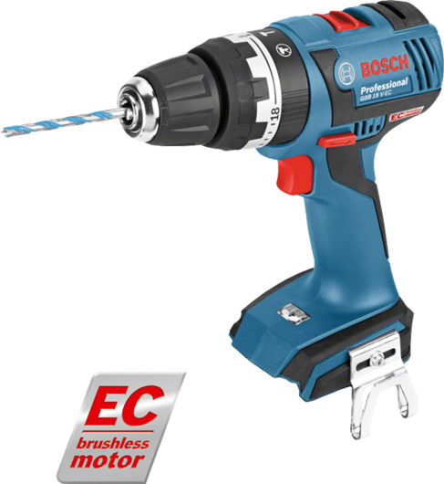 GSB 18 V-EC Professional(單售版*) Professional