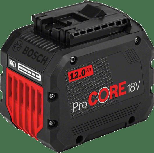 紙板箱內含1個12.0 Ah ProCORE18V鋰離子電池